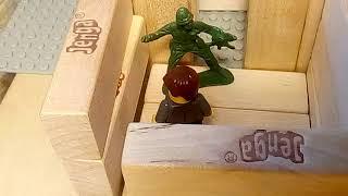 Оловянные солдатики против Лего серия 8