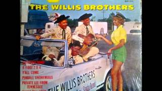 The Willis Brothers - 6 Foot 2 X 4 (1965)