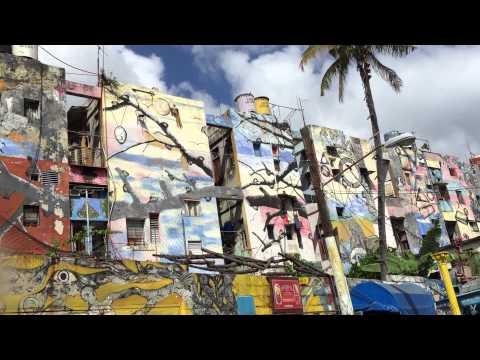 Havana, Cuba~ artist street AMAZING!