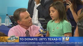 CBS 11 Is 'Pulling Together' To Fight Children's Cancer