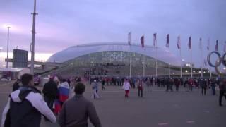 Мы в Сочи ! Олимпийский парк