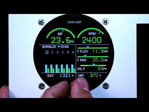 CGR 30P Bar Graph Overview