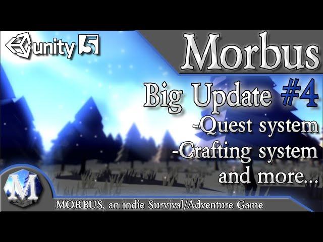 [Unity3D] MORBUS Survival/Adventure Game - UPDATE #4 [OLD UPDATE]