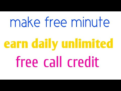 New FREE CALL app make unlimited free minute