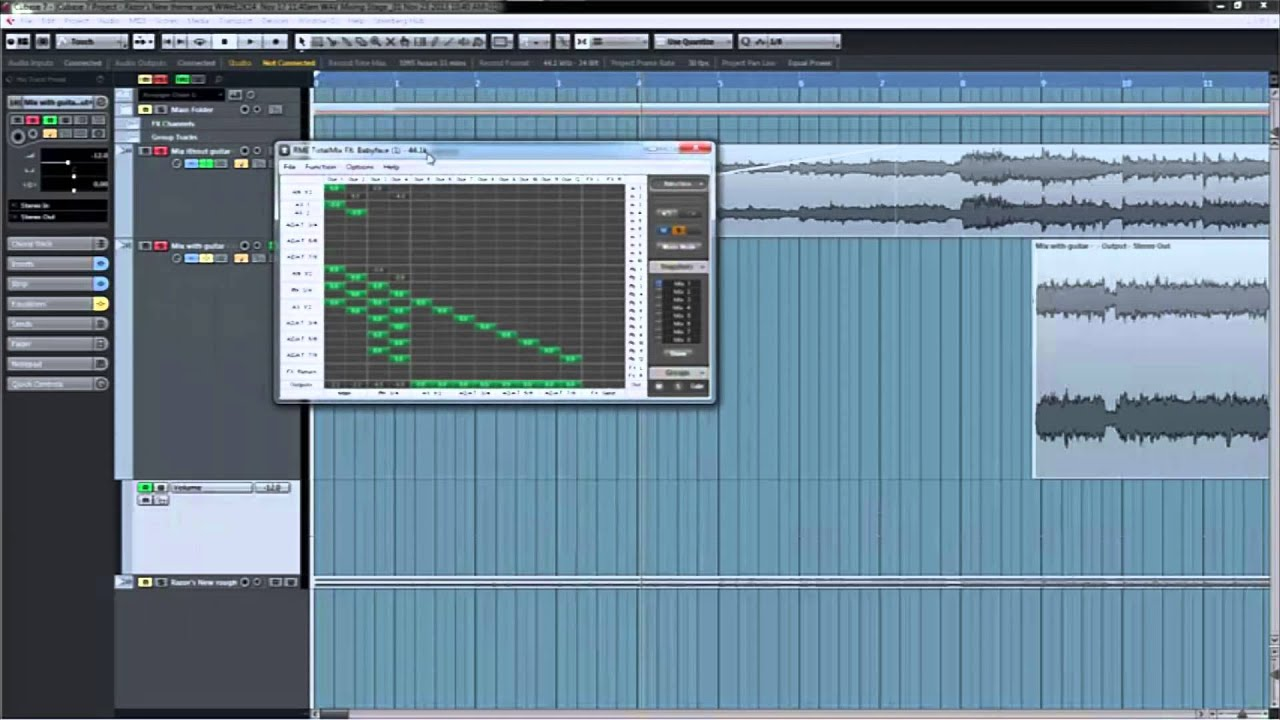 how to use melodyne cubase
