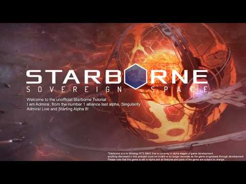 Starborne Alpha VIII: Top 2 ranked players share their game strategy so far!