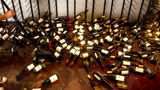 Tourists return to California wine country after Napa quake