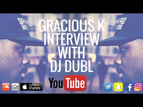"""Gracious K Interview - """"I have the best One Take Freestyle"""", being labelled '1 Hit Wonder' & more!"""