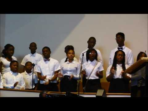 "Ephesus Academy Choir ""My Name is Victory"" - Ephesus SDA Church Birmingham, Alabama"
