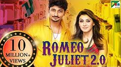 Romeo Juliet 2.0 (2020) New Released Full Hindi Dubbed Movie | Hansika Motwani,Jiiva,Sibiraj