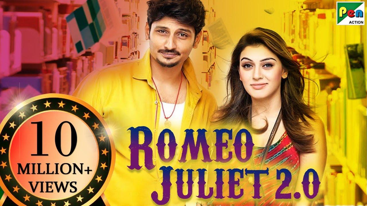 Download Romeo Juliet 2.0 (2020) New Released Full Hindi Dubbed Movie | Hansika Motwani,Jiiva,Sibiraj