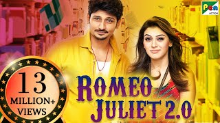 Romeo Juliet 2.0 (2020) New Released Full Hindi Dubbed Movie | Hansika Motwani, Jiiva, Sibiraj