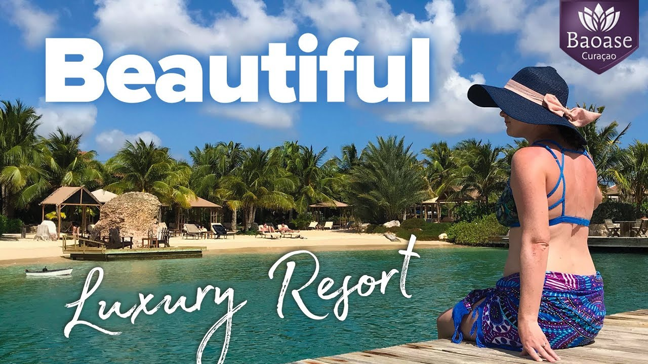 Tropical Island Luxury Baoase Resort In Curacao