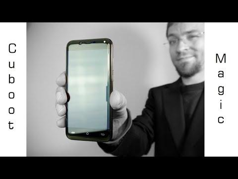 Cubot Magic - Solide Specs im Curved Design - Alltagstest  - Deutsch