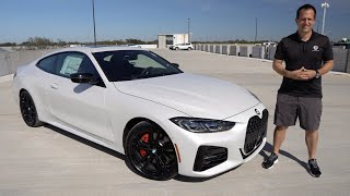 Is the NEW 2021 BMW 430i the BEST luxury coupe for the price?