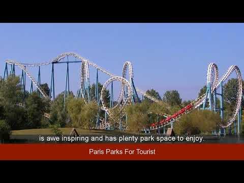 Paris Parks For Tourist