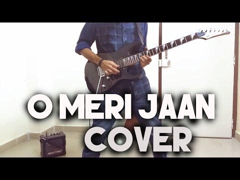 O MERI JAAN (Life In a Metro) - Electric Guitar Cover + Tabs