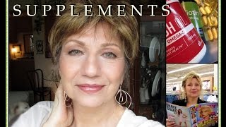 Two Anti-Aging Supplements That Could Change Your Life-Omega 3 Fish Oil & Biotin