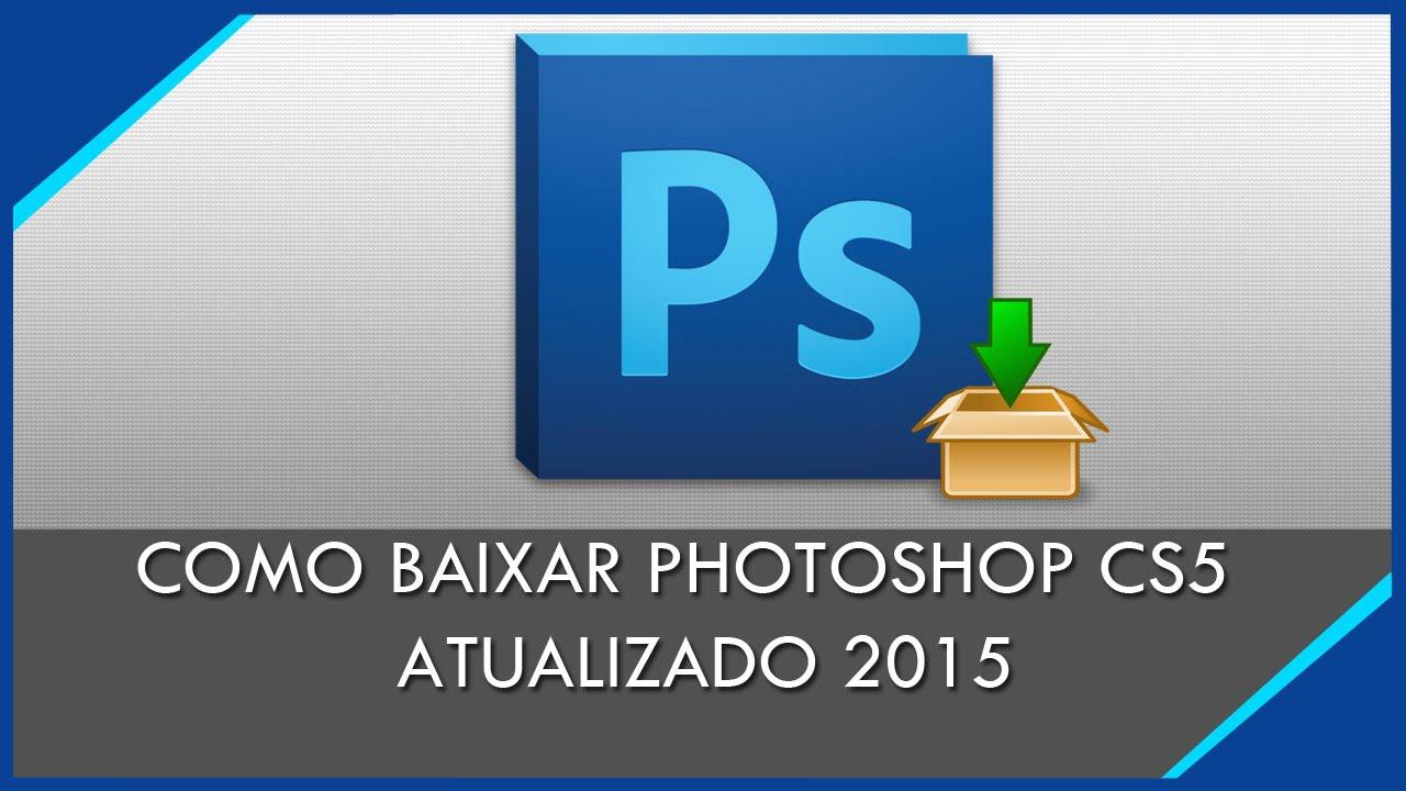 Como baixar e instalar Photoshop CS5 em Portugues