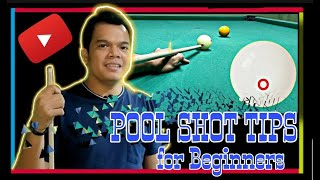 POOL SHOT TIPS!! Evęry Beginner Player Must Known with Aiming Points with Subtitle