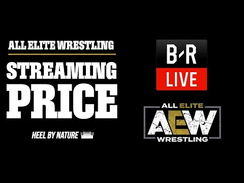 All Elite Wrestling - Double Or Nothing PPV Streaming Price Revealed
