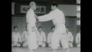 Judo - Mifune's Goshin-Jutsu (Self-Defense)