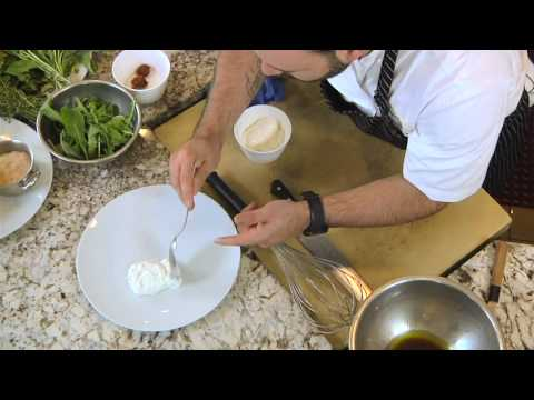 Farm to Table with Freddy Vargas, Executive Chef of Scarpetta Los Angeles