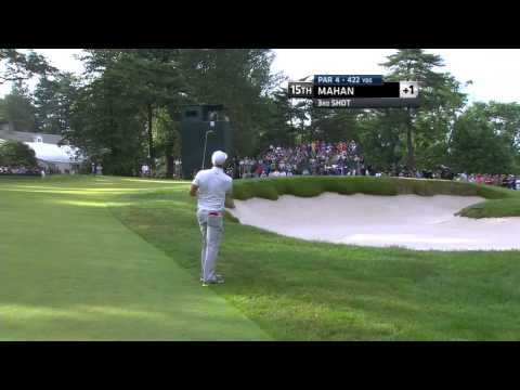 Justin Rose Wins 2013 US Open Final Round Highlights ESPN