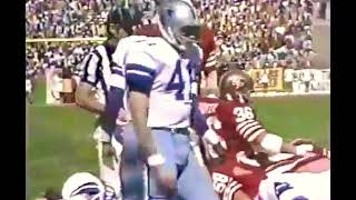 1981 week 6, Dallas 4-1 at 49ers 3-2
