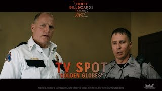 Three Billboards Outside Ebbing, Missouri | 'Golden Globes®' TV Spot (HD)]