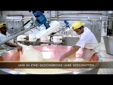Grana Padano - Das Herstellungsverfahren