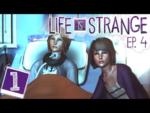 Life is Strange [Episode 4: Dark Room] Part 1 - Alternate Universe [Gameplay/Walkthrough]