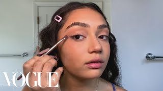 Avani Gregg's Official Guide to Everyday Makeup | Beauty Secrets | Vogue