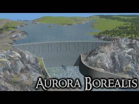 [25] The Great Dam & River Overhaul | Cities: Skylines 2017