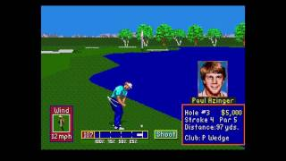 Genesis: PGA Tour Golf II