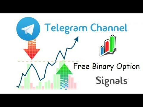 Binary options trading telegram
