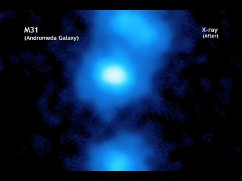M31 Black Hole in 60 Seconds (Standard Definition)
