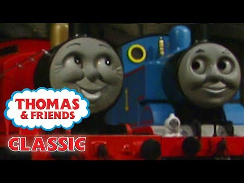 Thomas & Friends UK | Thomas and the Firework Display | Full Episodes | Classic Thomas & Friends