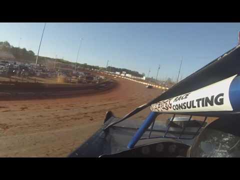 Scott Hall #07 Dixie Speedway Hot Laps