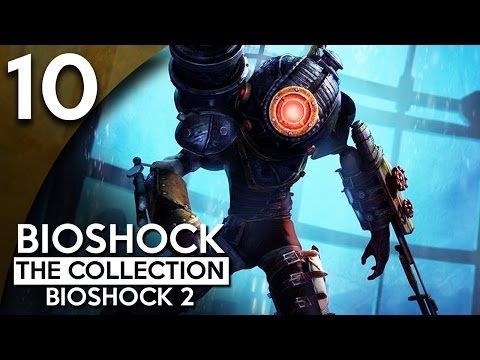 Let's Play BioShock 2 Remastered Part 10 - Family Gathering [BioShock Collection Blind Gameplay]