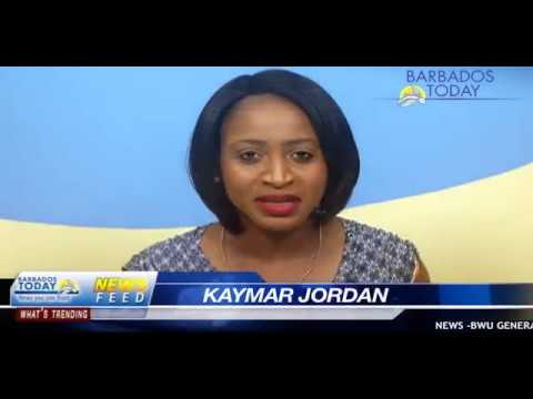 BARBADOS TODAY EVENING UPDATE - July 10, 2017