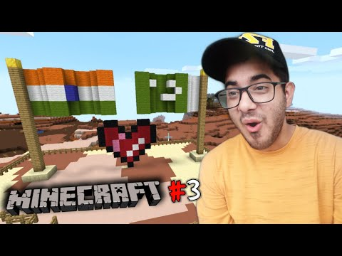 I MADE This To Spread LOVE In MINECRAFT ❤️(INDEPENDENCE DAY Special)