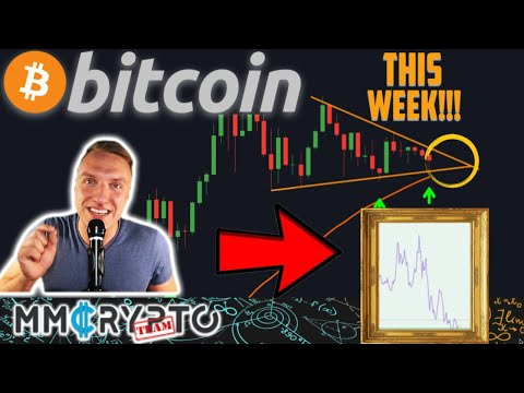 PROOF: BITCOIN NEXT WEEK Huge BREAKOUT!!! SECRET POWER Signal FIRED UP RIGHT NOW!!!…