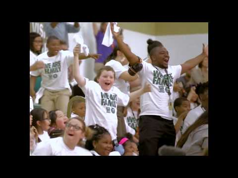 Mychal Maguire - LeBron James Surprises Students With $1 Million Check For A New Gym