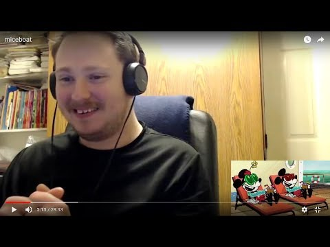 Ranger Reacts: Shipped Out A Mickey Mouse Cartoon Disney Shorts