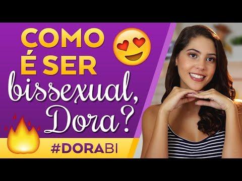 SOU BI, E AGORA?!   Dora Figueiredo