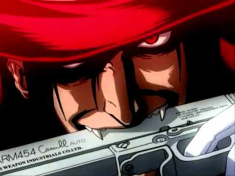 Hellsing Opening Theme  Full Song  World Without Logos