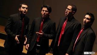 SAMA Quartet - Ya Elahi (Hallelujah in Arabic) فرقة سما كوارتيت - يا إلهي