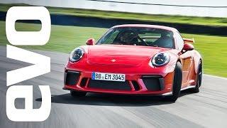 2017 Porsche 911 GT3 | evo LEADERBOARD