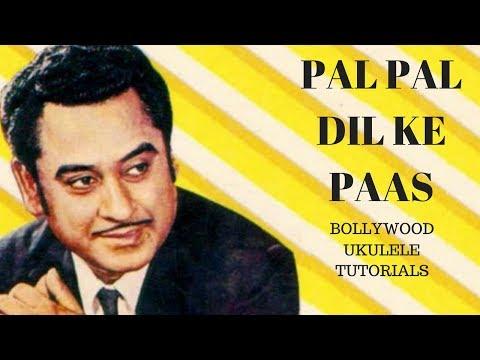 pal-pal-dil-ke-paas-|-kishore-kumar-|-easy-ukulele-tutorial